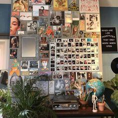 room ideas aesthetic grunge ~ room ideas _ room ideas aesthetic _ room ideas bedroom _ room ideas for small rooms _ room ideas for men _ room ideas aesthetic grunge _ room ideas bedroom teenagers _ room ideas aesthetic vintage Room Ideas Bedroom, Diy Room Decor, Bedroom Decor, Night Bedroom, Bedroom Apartment, Grunge Room, 90s Grunge, Indie Room, Pretty Room