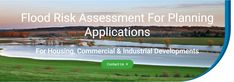 Urban Water provides flood risk assessment for housing, commercial and industrial development projects. Before taking up the assessment we properly analyze the situation and provide you abundant information about how you can analyze whether or not you need this assessment or not. Flood Risk Map, Flood Risk Assessment, Flood Areas, Environment Agency, Planning Applications, Industrial Development, Water Management, Flood Zone, Global Warming