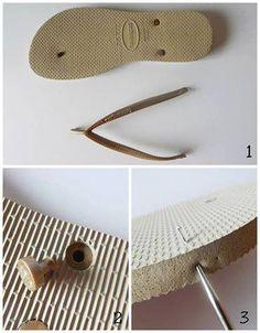 Tutorial #122: ¿Dónde conseguir suelas para zapatos tejidos? | CTejidas [Crochet y Dos Agujas]