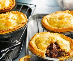 Slow-cooked lamb shank pie recipe   Food To Love