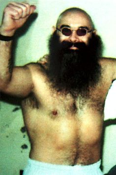 Charles Bronson: One of Britain's most notorious criminals Douglas Bader, Charles Bronson, Life Of Crime, The Guilty, Hard Men, Yesterday And Today, Serial Killers, Mug Shots, True Crime