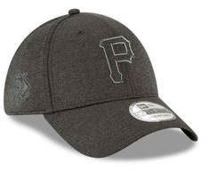 77cbad4ba2506 Pittsburgh Pirates New Era Established Date Patch 59FIFTY Fitted Hat -  Black