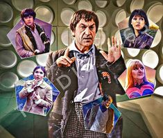 I Am The Doctor, New Doctor Who, Doctor Who Fan Art, Second Doctor, Bbc Class, William Hartnell, Classic Doctor Who, Peter Cushing, Dalek