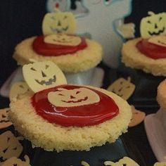 Biscotti di Halloween. Condivisa da: http://www.antroalchimista.com/