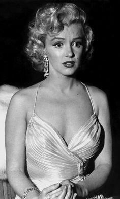 Marilyn Monroe, 1953. Photo: Phil Stern.