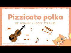(922) Pizzicato Polka - Strauss (Ritmograma) - YouTube