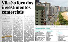 Jornal A Gazeta 30/09/2012 - Caderno Regional Vila Velha