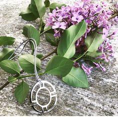 Polina Sapouna Elis silver necklace www.idconceptstores.com