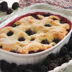"STACKED STONE FARM: BONUS Recipe: Great-Grandma's Black Rasberry ""Pudding"" (Cobbler)"