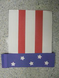 Mrs. T's First Grade Class: Patriotic Hats