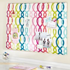 Multi Chain Pin-It Pinboard | PBteen