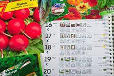 Im Mondkalender finden Sie alle Informationen, wie man sich den Mond beim Gärtnern zunutze machen kann