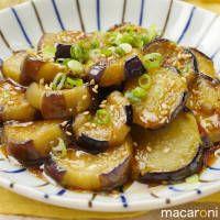 焼いて放置で簡単美味!しっとり焼きなすの生姜マリネ