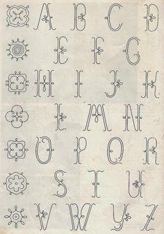 D o k n o m m e a w - p l a y: font for embroidery