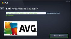AVG AntiVirus 2017 Serial key With How to Download and Install