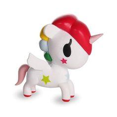 Tokidoki Unicornos: Stellina. I really want this whole collection. :)