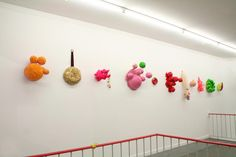 Tamara Van San, The Many Things Show, exhibition view, 2009