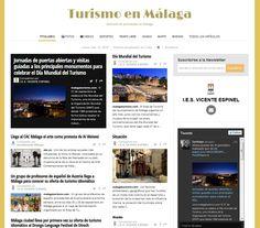 Turismo en Malaga por Santiago Salazar Alonso