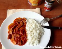 Gewoon Lekker Koken: Pilaf met witte rijst