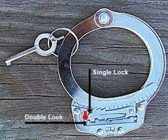 Handcuff lock