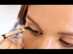 How to Tightline With Eyeliner Like a Pro | NewBeauty Tips and Tutorials - YouTube