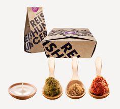 Thai Curry Box mit original Zutaten für leckeres Thai Curry günstig kaufen ✓ Nur mit originalen Zutaten für rotes und grünes Thai Curry. jetzt kaufen!