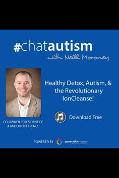 Free download on iTunes.  Detox and Autism
