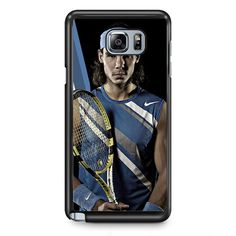 Rafael Nadal Tennis Player TATUM-9105 Samsung Phonecase Cover Samsung Galaxy Note 2 Note 3 Note 4 Note 5 Note Edge
