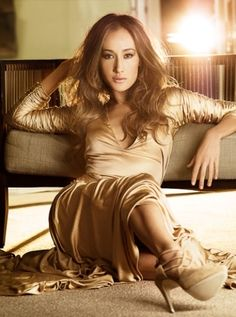 EVERYTHING ON MY BODY MEANS SOMETHING TO ME, YEAH. THERE'S NO- THERE'S NO, LIKE, SAILOR CHICK WITH BIG BOOBS ON MY ARM. [LAUGHS] THAT MEANS A LOT. ~ Maggie Q on the meaning behind her tattoos.