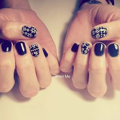 #gel #gelnails #Polish #nails #mani #christmas #christmasnails #nailart #nailsonfleek #nailsofinstagram #nailedit
