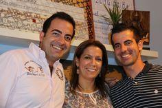 Con los Hermanos García Cordón, el último día de Alta Velocidad.... http://yvolveraempezar.com/pinterest