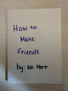 Elementary School Counselor's Blog: Classroom Guidance