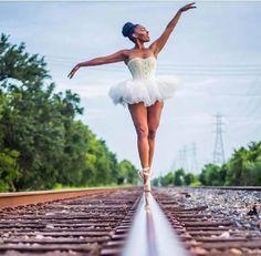 Michaela DePrince Photo Source Art gives me life Black Girl Art, Black Women Art, Beautiful Black Women, Black Girl Magic, Black Girls, Ballet Art, Ballet Dancers, Black Dancers, Black Ballerina