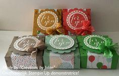 Creations by Jolan: Leuk tasjes en doosjes / Jolanda Meurs