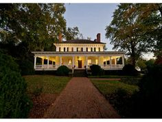 Victorian Home in Monticello, GA, National Registry of Historic Places, $2,299,000, Dream Home, 40 +/- beautiful acres of pastures, riding rings & pecan groves