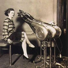 """""""Um gigantesco secador de cabelos. © Wikicommons"""" Fonte: http://obviousmag.org/"""