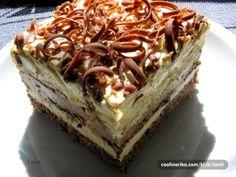 Moja omiljena torta za sve prilike! Sastojci Biskvit 6 žlica šećera 4 žlice brašna 3 žlice ulja 7 žlica…  more →