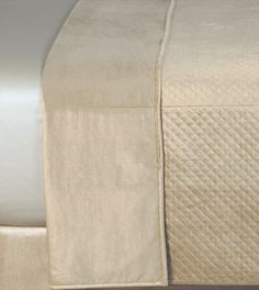 Reuss Taupe Coverlet from Eastern Accents