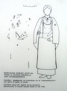 GCK1BD Pahnainmäki (Traditional Cache) in Finland created by PekkaR. Kalvola site A.D. 800-1150