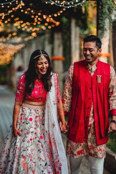 A Gorgeous South Indian Wedding In Mysore And A Bride In A Stunning Crimson Kanj. - A Gorgeous South Indian Wedding In Mysore And A Bride In A Stunning Crimson Kanjeevaram A Gorgeous -
