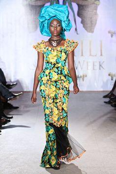 Nadir Tati | suaíli Fashion Week