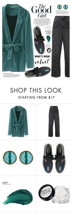"""""""Good girl"""" by susli4ek ❤ liked on Polyvore featuring Étoile Isabel Marant, Melinda Maria, Max&Co., Urban Decay and MAKE UP FOR EVER"""