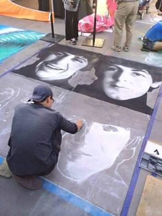 BEATLES : ART ON THE STREETS