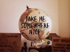 take my hand, and let's adventure.