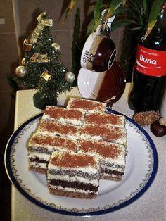 My Recipes, Cooking Recipes, Hungarian Recipes, Tiramisu, Ham, Waffles, Cookies, Breakfast, Ethnic Recipes