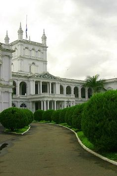 Government Palace.  Asuncion, PARAGUAY