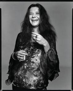 Janis Joplin. Richard Avedon (II)