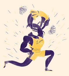 https://www.behance.net/gallery/21132271/Dance-Like-Shaquille-ONeal
