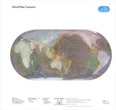 World Plate Tectonics