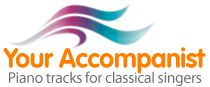 Classical piano accompaniments, collections and repertoire mastery tools for singers - over 3000 tracks to choose from